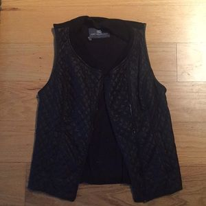 Tart Collections leather vest